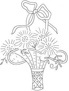 https://flic.kr/p/7MKaB1 | flower basket 19