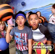 Macy's back-to-school video campaign