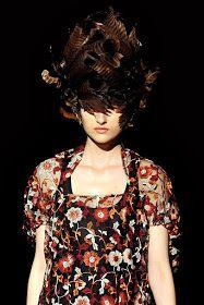 What's up! trouvaillesdujour: Paris Fashion Week: Junya Watanabe S/S 2012