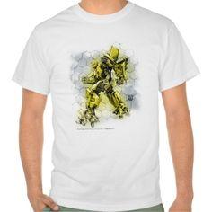 Bumblebee Honeycomb Bkgd 2 T-shirts