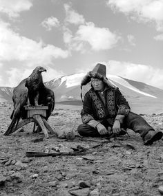 For the past 15 years, Dutch photographer Jeroen Toirkens has been traveling the globe capturing nomadic tribes and their disappearing way of life.
