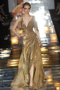 Elie Saab Fall 2004 Couture - Collection - Gallery - Look 1 - Style.com