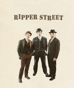 Ripper Street returns to Dublin April 29 to begin filming Season Two http://britsunited.blogspot.com/2013/04/matthew-macfadyen-ripper-street-set-to.html