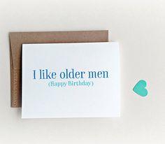 Funny Birthday Card Birthday Card Birthday Card by StrangerDays