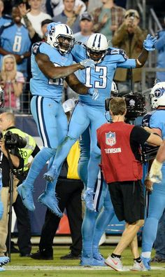 Delaney Walker & Kendall Wright