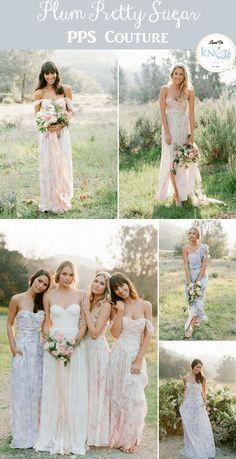 Plum Pretty Sugar PPS Couture - KnotsVilla
