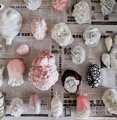 The Lovely Bones: Ceramicist Juz Kitson - Madeleine Hinchy