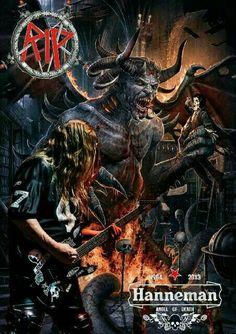 Heavy Metal Rock, Heavy Metal Music, Heavy Metal Bands, Rock Y Metal, Metal Fan, Hard Rock, Rock Posters, Band Posters, Music Posters