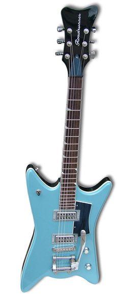 Roadrunner Guitars - Roadrunner Guitars official website