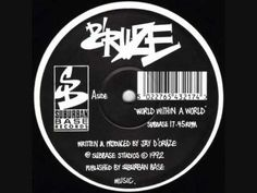 D'Cruze - World Within A World  #oldskool #breakbeat #hardcore