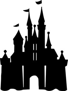 Disney - Disney Castle Vinyl Decal