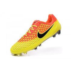 84c2c7cebf2a FOOTBALL BOOTS · Nike Magista - Neueste Nike Magista Opus FG Gelb Orange