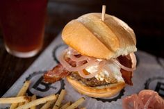 Click and drool: Best bacon burgers in the US - Bites