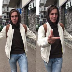 """Yes. Don't stress about your body. Body is body. And you are beautiful."" - Tarjei in a video posted by the norwegian organisation ""kropperkropp"" on facebook. They are trying to promote body positivity. this is so wonderful. #skam#evak#tarjeisandvikmoe#kropperkropp#isakvaltersen#isak#even#evenbechnæsheim#henrikholm"