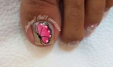 Pedicure Nails, Toe Nails, Manicure, Merry Christmas Gif, Toe Nail Designs, Birthday Party Decorations, Finger, Hair Beauty, Nail Art