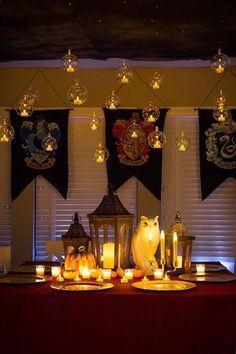 25+ Harry Potter Party Ideas | Theme Party | Kids birthday | Party Inspiration on acheerymind.com #WeddingIdeasTheme