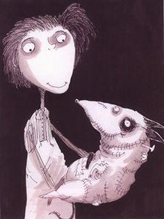 Tim Burton set to begin work on Frankenweenie? - Movie News   JoBlo.com