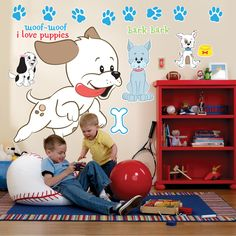 $39.99 party/play room decals