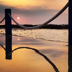 """98 Likes, 2 Comments - Maher Berro (@maherberro) on Instagram: """"Reflections and reflections #sunset #reflections #firecolors #livelovebatroun #waterreflection"""""""