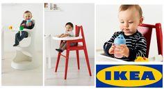 Baby-Hochstühle von Ikea