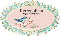 Lots of DIY and knock offs that are right up my design alley. Retropolitanhip.blogspot.com