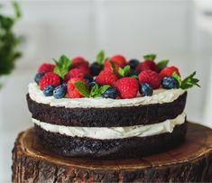 No Bake Pies, Cheesecake, Baking, Cakes, Recipes, Food, Cake Makers, Cheesecakes, Bakken