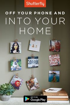 Bring your story home with unlimited free 4x4 and 4x6 prints only on the Shutterfly app. Plus, create gifts, decor, and more in a snap.