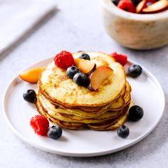 Weigh Watchers, Beignets, Diy Food, Lunch, Breakfast, Desserts, Recipes, Skinny Kitchen, Healthy Recipes