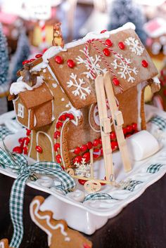 Gingerbread House by kbo, via Flickr