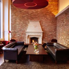 Gallery & Concept | HoxtonHotels London  Place I need to stay