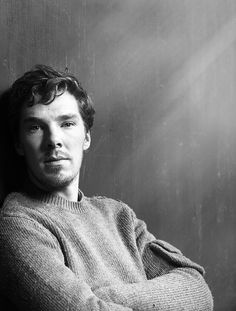 Benedict has the most expressive face. I feel like each picture of his says something different to me. (needs help)