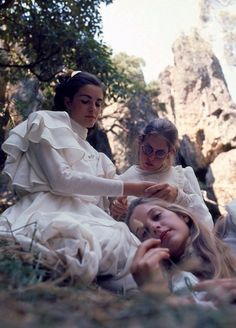 'Picnic at Hanging Rock', 1975, directed by Peter Weir