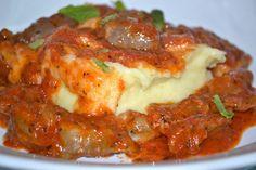 Mancare de pipotele cu piure de cartofi Romanian Food, Pavlova, Bruschetta, Deserts, Ethnic Recipes, Cooking Ideas, Youtube, Homemade Face Pack, Homemade