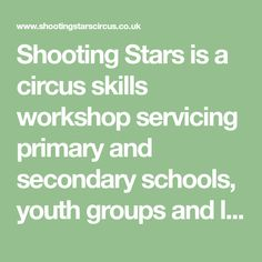 Circus Skills Workshops in Schools Brownies Girl Guides, Circus Activities, Educational Programs, Community Events, Physical Education, Kids Learning, Curriculum, Secondary Schools, Workshop