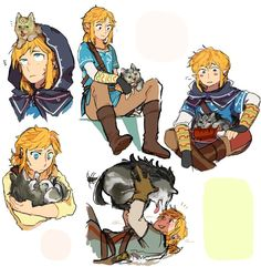 """gaypaninya: """"puddingsu: """"If Wolf!Link came as a pupper rather than a fully-grown wolf in the game huhu Take care of him Link! The Legend Of Zelda, Legend Of Zelda Memes, Legend Of Zelda Breath, Botw Zelda, Radios, Link Zelda, Fan Art, Fandoms, Twilight Princess"""