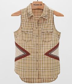Gimmicks by BKE Washed Plaid Shirt at Buckle.com