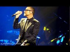 ▶ A Different Corner - George Michael - Prague, August 22nd 2011 - YouTube