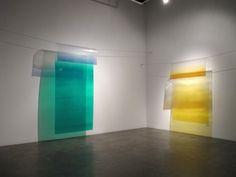 Craig Kauffman @ Frank Lloyd Gallery