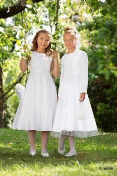 Preteen Girls Fashion, Kids Fashion, Short People, Communion Dresses, First Communion, Flower Girl Dresses, Girls Dresses, Kids Girls, Boy Or Girl