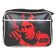 Hans Solo Star Wars Retro Style Shoulder Bag