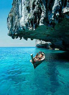 Phi Phi, Thailand.