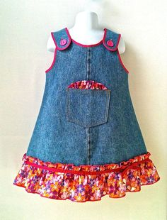 Keep your little one seem like a queen of these lovely and bright baby girl dresses baby dress pattern Little Dresses, Little Girl Dresses, Girls Dresses, Baby Dresses, Dress Girl, Baby Outfits, Toddler Outfits, Kids Outfits, Toddler Dress Patterns
