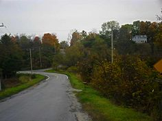 Autumn Beauty along Zion Road North of Foxboro Ont.