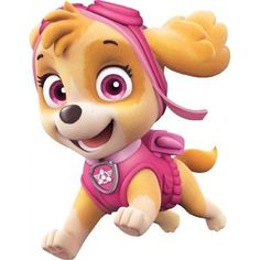 💗 Paw Patrol Skye Pictures Pink Cartoon Dog Wall Hangings Home Decor Vinyl Wall Stickers, Wall Decals, Sky Paw Patrol, Dinosaur Kids Room, Miraculous Ladybug Anime, Cartoon Dog, Party, Creations, Home Decor