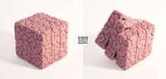 Tease Your Brain With a Brain-Shaped Rubik's Cube #IncredibleThings
