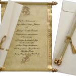 a wedding invitation starry invitation save the date or 1203