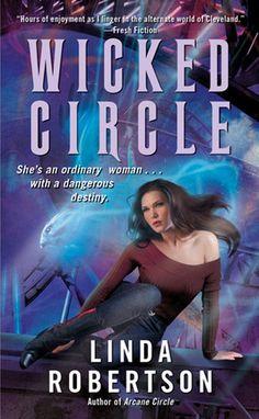 Wicked Circle (Persephone Alcmedi, #5), Linda Robertson