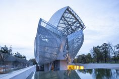 Frank Gehry's Fondation Louis Vuitton / Images by Danica O. Kus,© Danica O. Kus