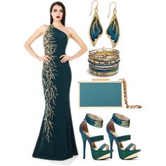 """red carpet"" by nansg on Polyvore"