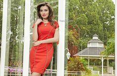 Espaço Mulher Cristã - Andreia Paula: Vestido Verão 2015